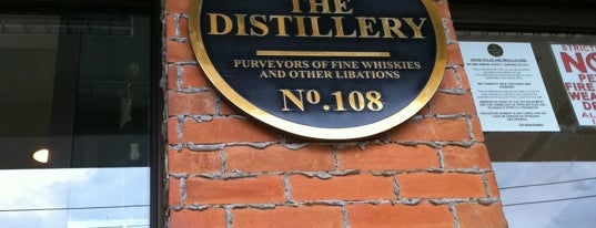 The Distillery is one of Makati City.