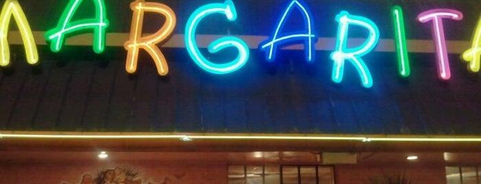 Margarita's Mexican Restaurant & Cantina is one of Locais curtidos por Nico.
