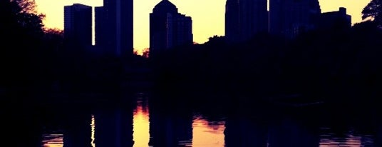 Piedmont Park is one of The Atlanta I Know and Love, By an Atlanta Native.