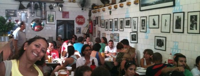 Bar do Mineiro is one of Botecos cariocas.
