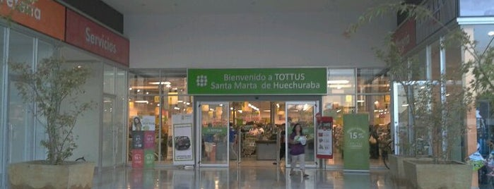 Tottus is one of Lugares favoritos de Sebastián.