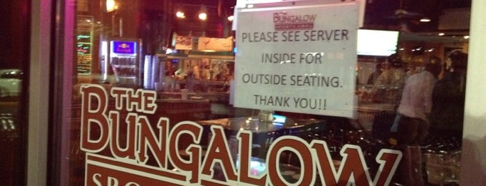 The Bungalow Sports Grill is one of Mobile Office.