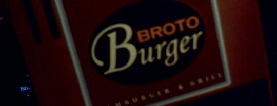 Broto Burger is one of Califórnia Brasileira(Hot Stuff).