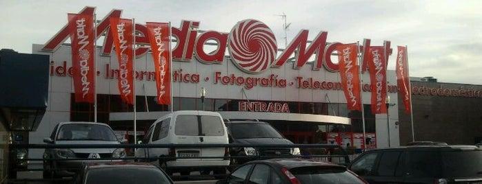 MediaMarkt is one of Posti salvati di Enrique.