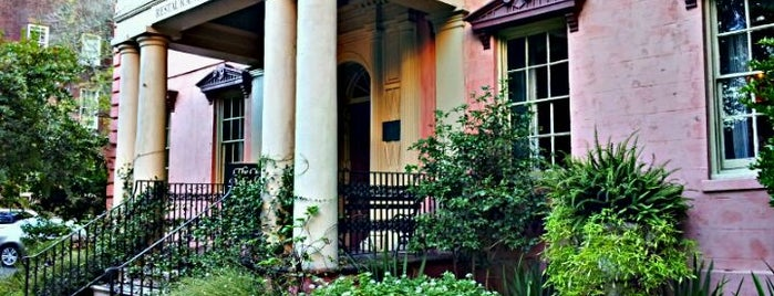 Olde Pink House Restaurant is one of Savannah GA.