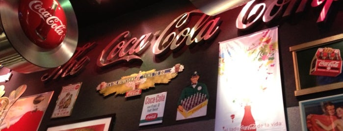 World of Coca-Cola is one of Favorite affordable date spots.