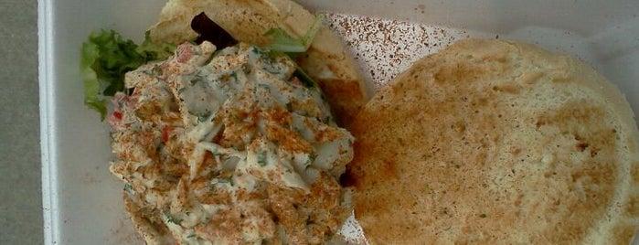 Feelin' Crabby is one of DC's Best Food Trucks.