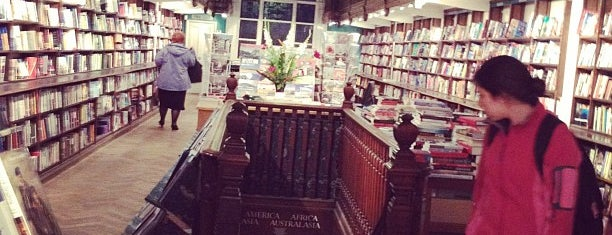 Daunt Books is one of London for New Yorkers [shop].
