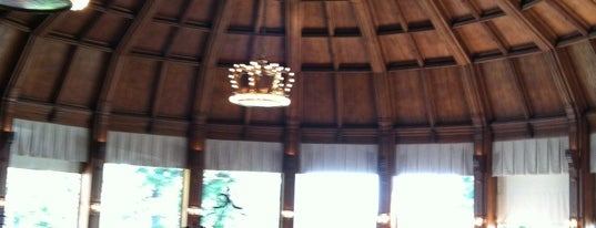 The Crown Room At The Del is one of Coronado Island (etc).
