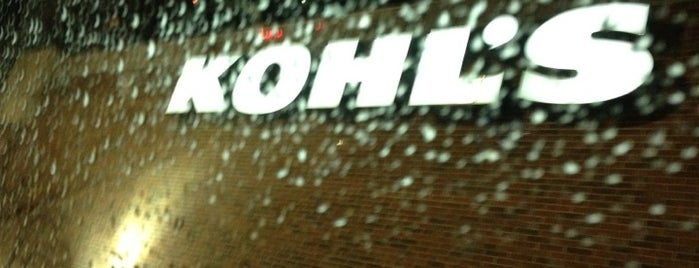 Kohl's is one of Locais curtidos por Wendy.