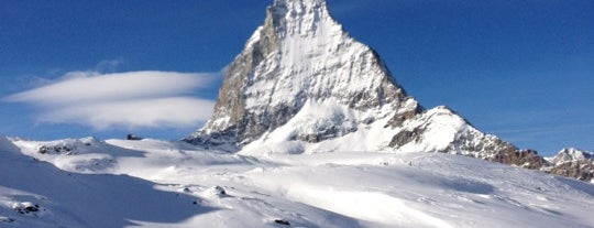 Matterhorn / Monte Cervino / Mont Cervin is one of Switzerland 2014.