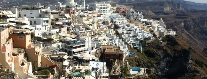 Santorini Cable Car is one of Santorini 2017 - trip list.