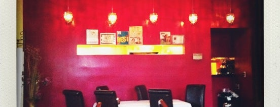 Bombay Bistro is one of Kristal's Saved Places.