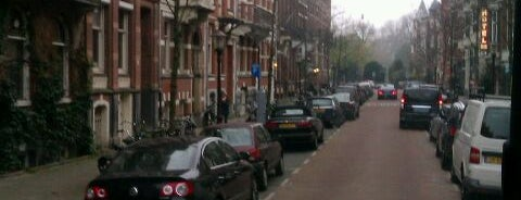 Roemer Visscherstraat is one of Amsterdam.