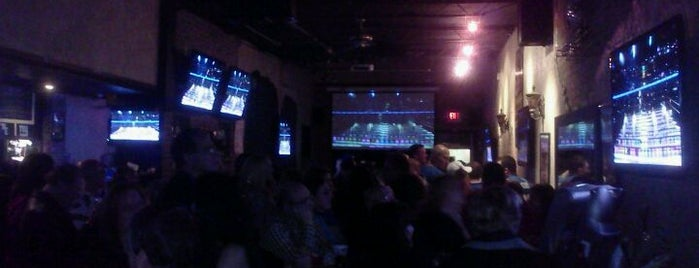 RC Dugans is one of Fan-fave spots to catch the #Isles on TV.