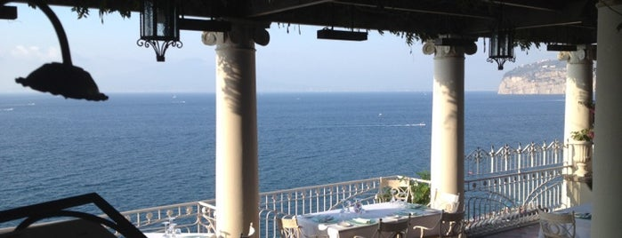 Hotel Bellevue Syrene 5* Sorrento, Italy is one of Beautiful places.