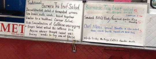 Burmese Gourmet is one of San Francisco City Guide.