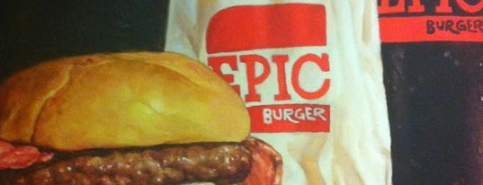 Epic Burger is one of Creekstone.