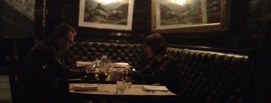 The Breslin Bar & Dining Room is one of VaynerMedia: Where We Drink.