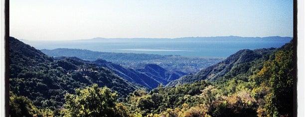 San Marcos Pass is one of Santa Barbara.