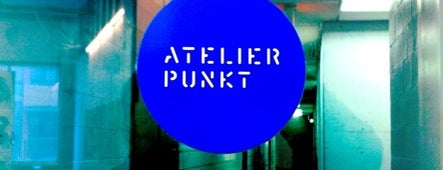 Atelier Punkt is one of Lugares guardados de Angelito.