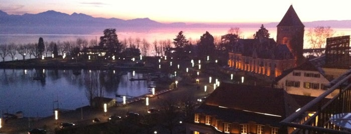Beau-Rivage Palace is one of Geneva & Lake Leman.