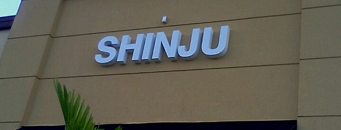 Shinju Japanese Buffet is one of EricDeeEm : понравившиеся места.