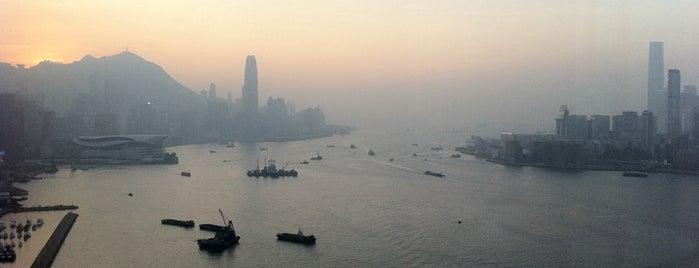 Harbour Grand Hong Kong is one of สถานที่ที่ Timansky ถูกใจ.