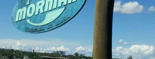 Mormaii Surf Bar is one of Locais curtidos por Fabiana.