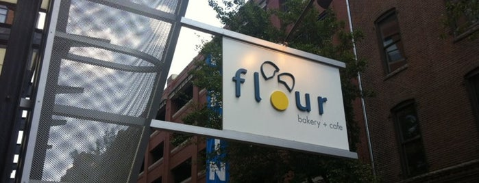 Flour Bakery & Cafe is one of Must-visit Food in Boston.