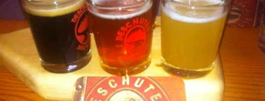 Deschutes Brewery Portland Public House is one of Portland's Best Beer - 2012.