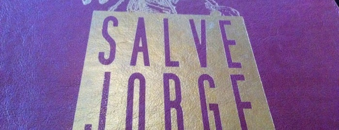 Salve Jorge is one of São Paulo Nightlife!.