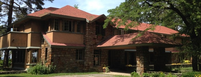 Graycliff Conservancy is one of Frank Lloyd Wright.