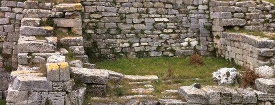 Truva Antik Kenti is one of * GİDİYORUZ :)).