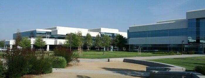 Cisco - Building 32 is one of Orte, die Omar gefallen.