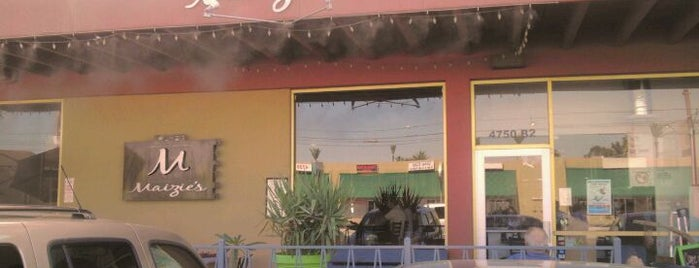 Maizie's Cafe & Bistro is one of Central Phoenix Restaurants.