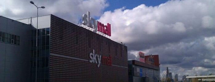 Skymall is one of Торговые Центры Киева.