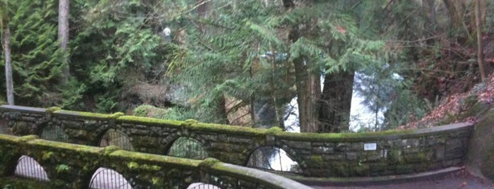 Whatcom Falls Park is one of Attractions.