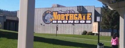 Northgate High School is one of Orte, die Bryan gefallen.