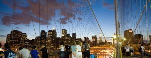 Ponte di Brooklyn is one of New York must see.
