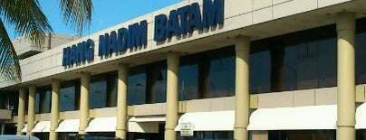 Hang Nadim International Airport (BTH) is one of Batam Bagus ♥.
