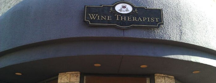 The Wine Therapist is one of ILiveInDallas.com's Top Dallas Wine Experiences.
