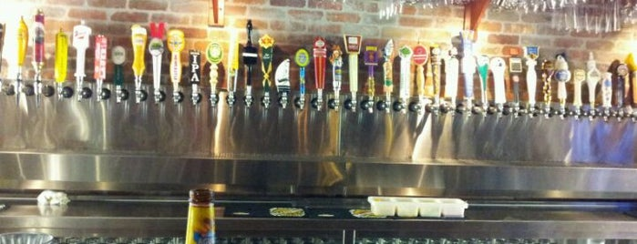 World of Beer is one of New Times' Best Of Broward-Palm Beach.