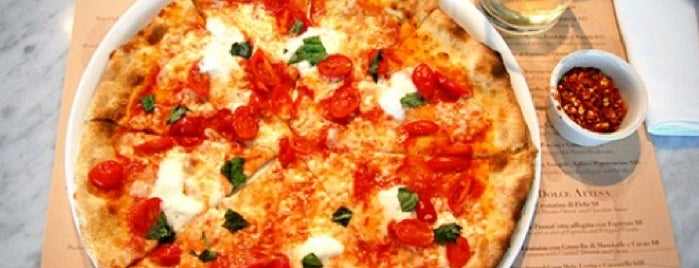 Pizzeria Il Fico is one of The 15 Best Pizza Places in L.A..
