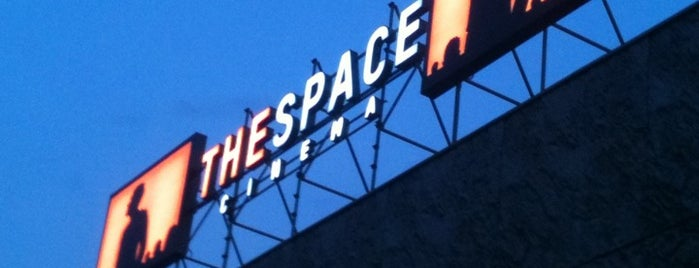 The Space Cinema is one of Divertimenti.