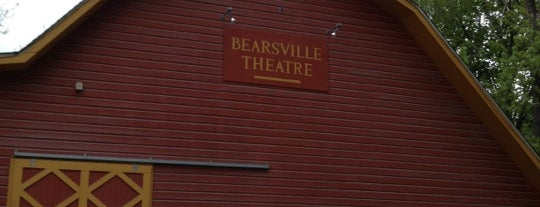Bearsville Theater is one of MUSIC.