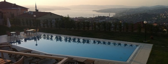 Soytez Beykoz Evleri is one of Lugares favoritos de Cemil.
