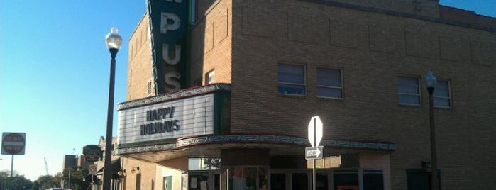 Campus Theatre is one of Neon/Signs West 3.