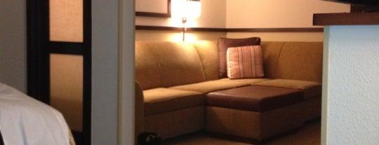 Hyatt Place Dallas / Las Colinas is one of Roberto : понравившиеся места.