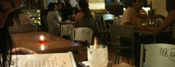 El Dante is one of Café.